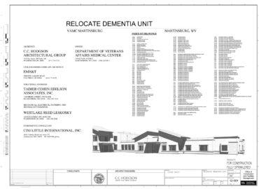 VAMC Dementia Unit